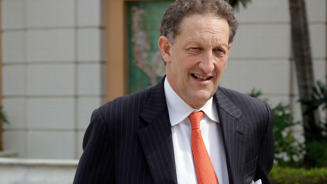 Fiscalía no presentará cargos contra Larry Baer, CEO de Gigantes