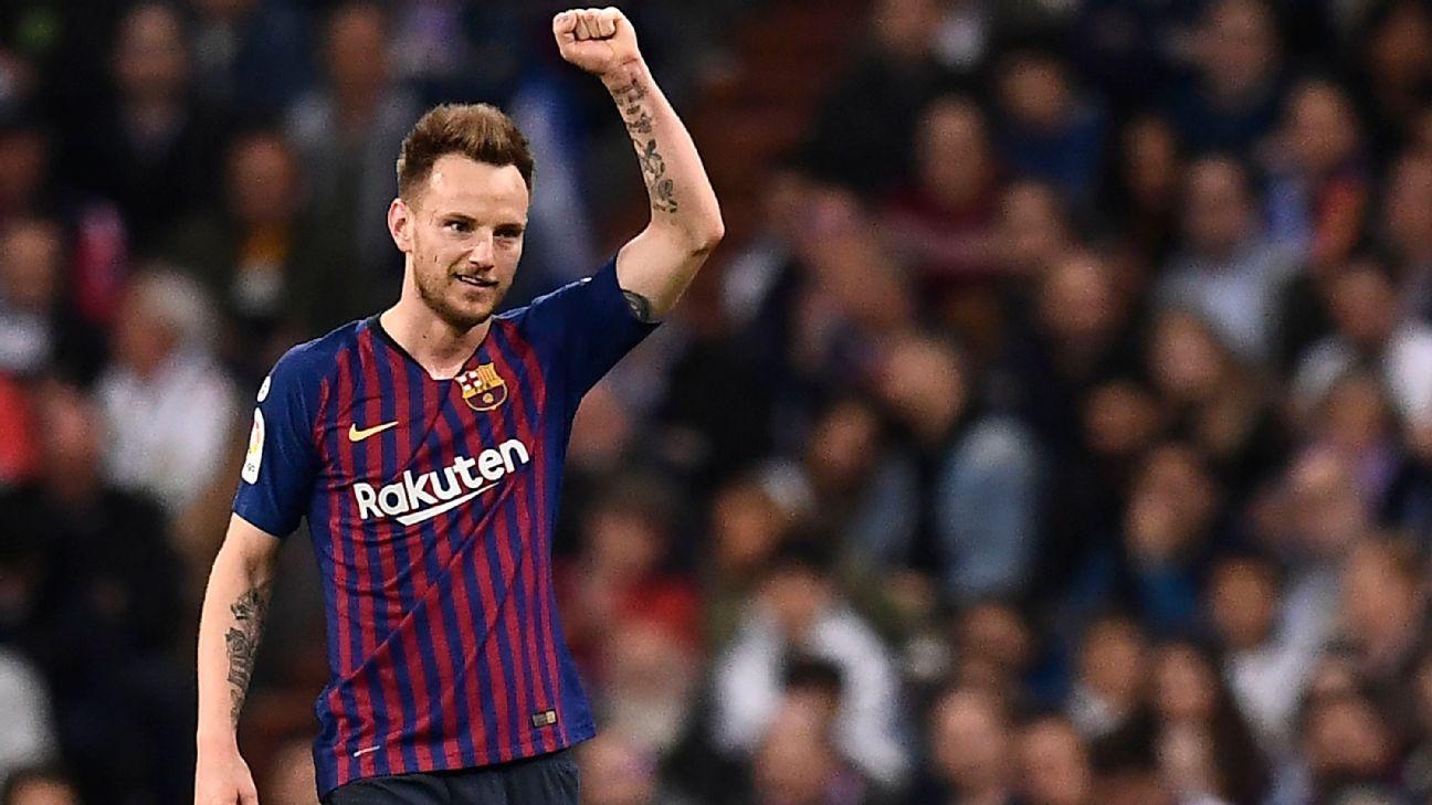 Transfer Talk: Manchester United ready raid for Barcelona's Rakitic