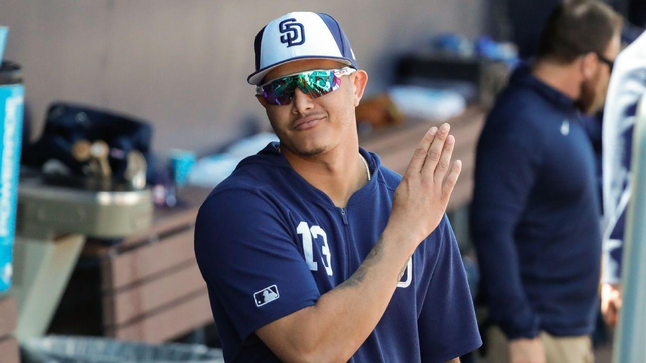 Manny Machado impresiona a los Padres con su IQ beisbolero