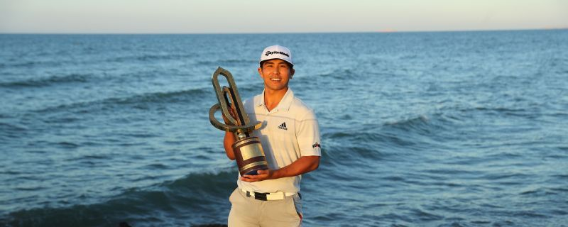 Kurt Kitayama secures second European Tour title at Oman Open
