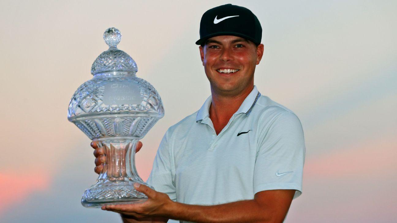 Mitchell gana el Honda Classic y evita a Singh hacer historia en PGA