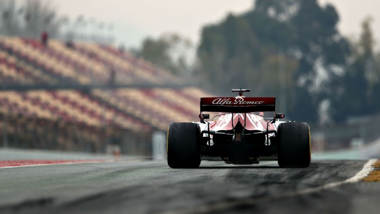 Ranking the F1 grid on 2019 testing - Ferrari top, Haas