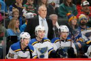 Berube signs 3-year deal to stay with Blues