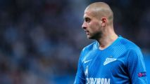 Ukraine drop Rakitskiy after defender's Russia move