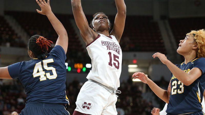 2019 SEC Women's Basketball Awards announced