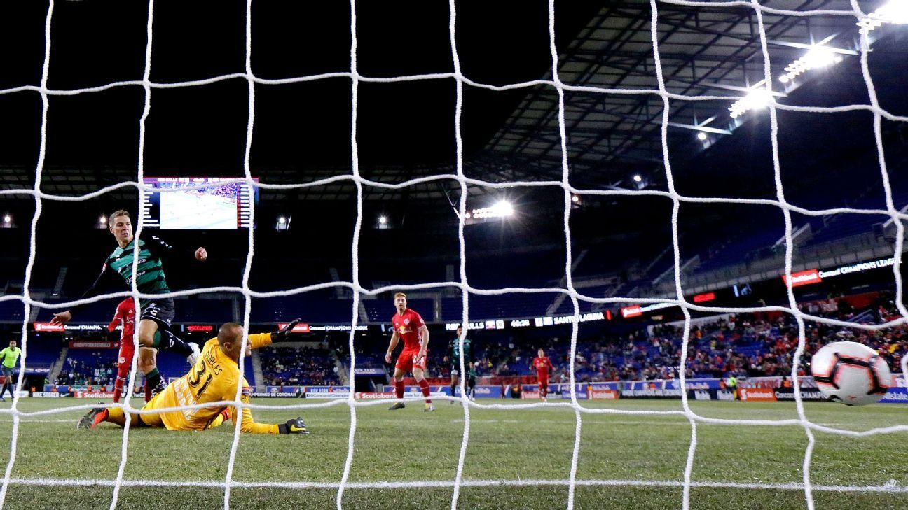 Santos Laguna, UANL seize CONCACAF Champions League edge over New York Red Bulls, Houston Dynamo