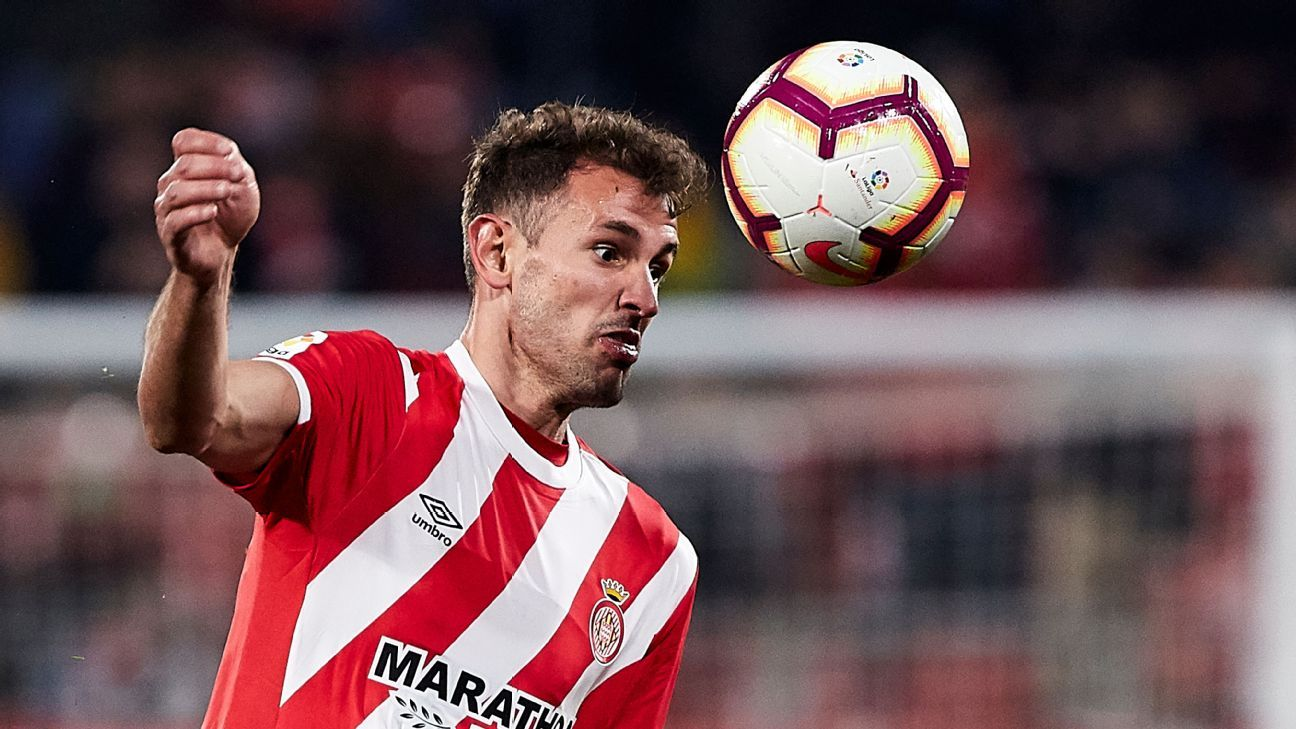 Girona upset Barcelona to win club's first Catalan Super Cup