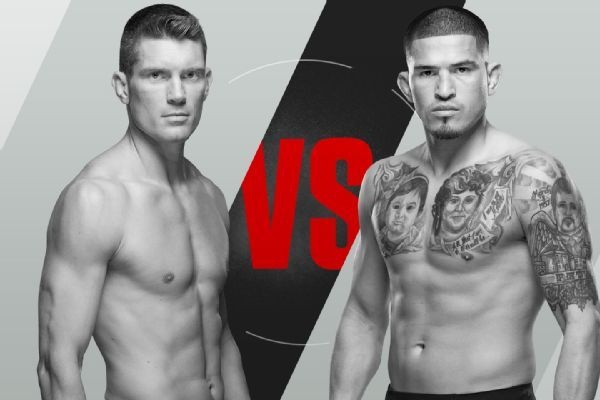 Thompson, Pettis make weight for main event