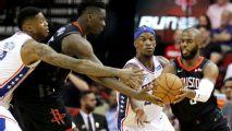 Fuentes: Aspiran Rockets a firma y canje por Jimmy Butler con 76ers