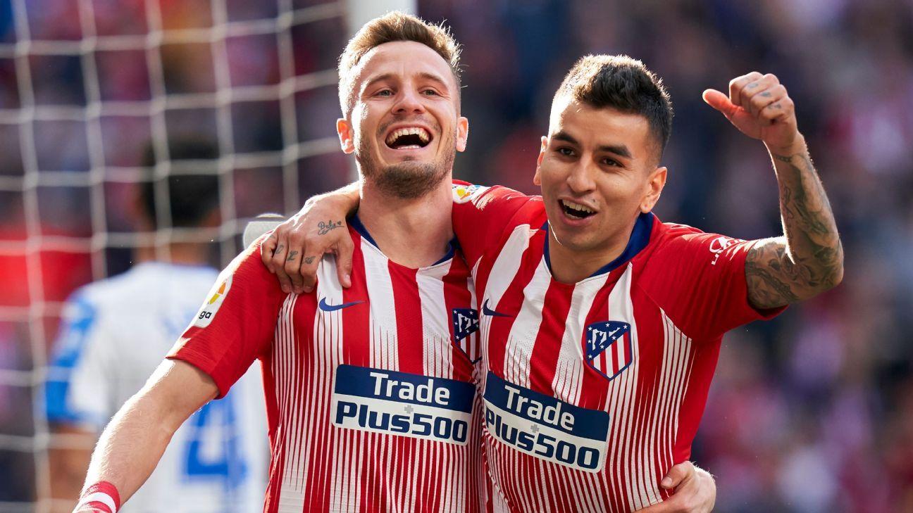 Saúl Ñíguez confirma que se queda en el Atlético de Madrid