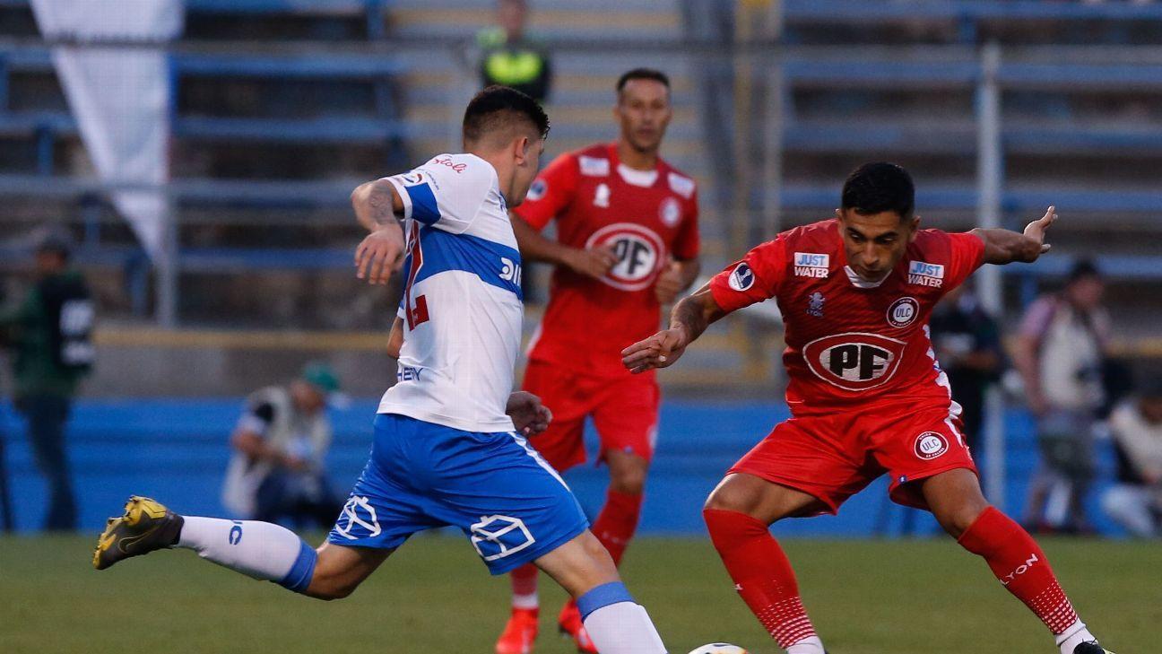 Unión La Calera igualó 1-1 con Coquimbo Unido