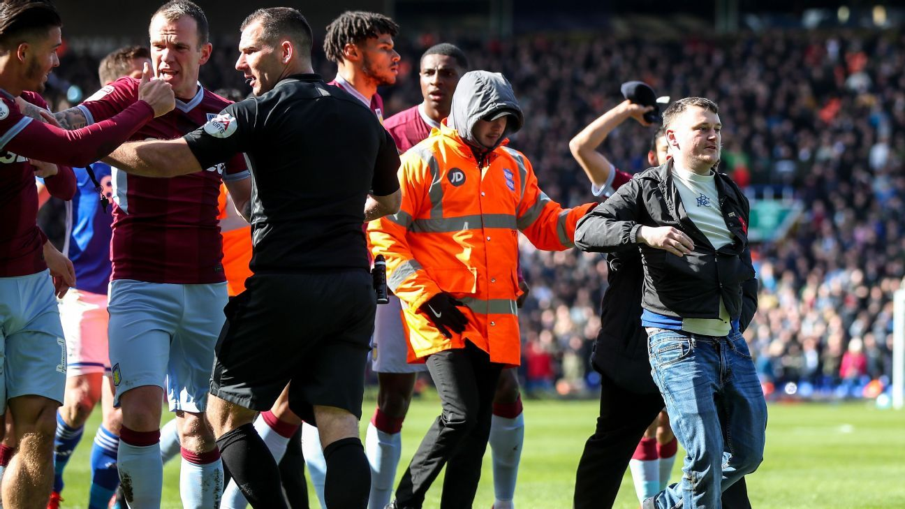 Jack Grealish: Fan jailed for 14 weeks for assault on Aston Villa player in Birmingham derby