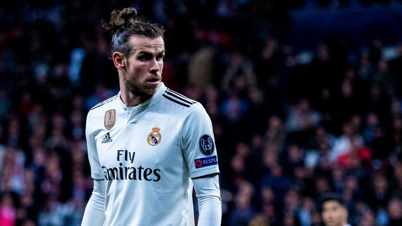 Zidane won't rule out Bale Madrid exit, coy on Hazard link