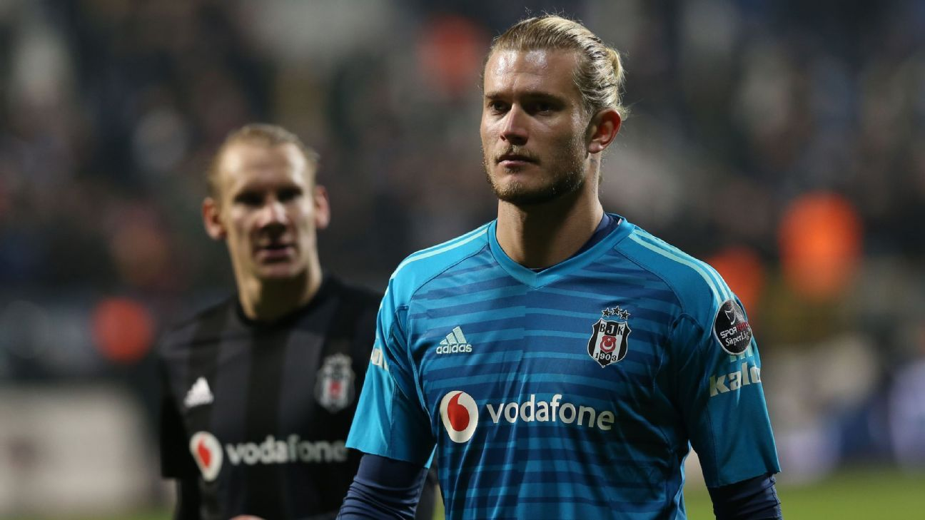 Liverpool won't recall Karius despite Besiktas coach's comments - sources