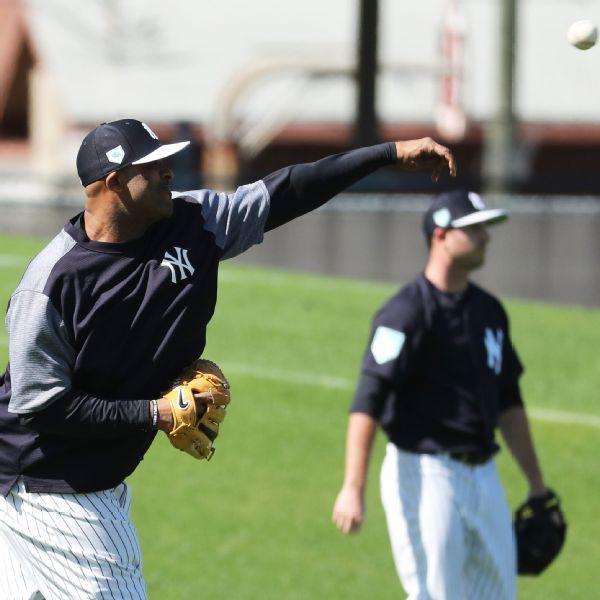 Yankees' Sabathia 'felt great' in 1st spring game