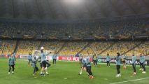 Chelsea boss Sarri unhappy with 'dangerous' Kiev pitch