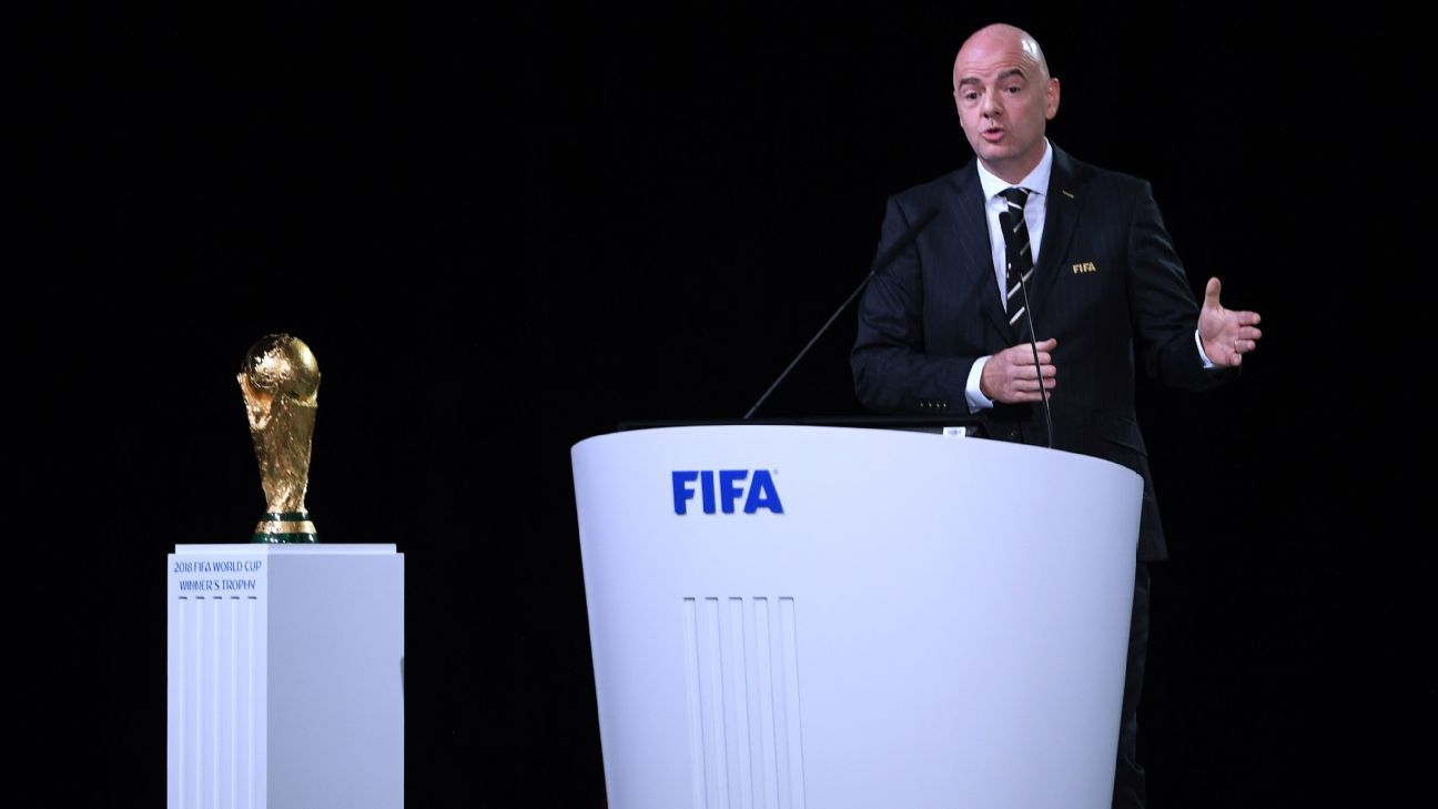 FIFA anuncia Mundial de Clubes en lugar de Confederaciones en 2021