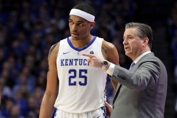 Washington to miss NCAA opener for Kentucky