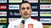 Cannavaro appointed China manager for China Cup tournament