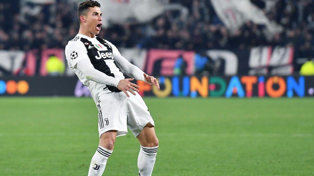 Juventus: Cristiano Ronaldo escapa de suspensão por gesto em Champions League, mas é multado pela Uefa
