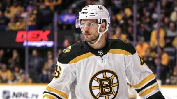 David Krejci on the NHL playoff format, false teeth and Jaromir Jagr