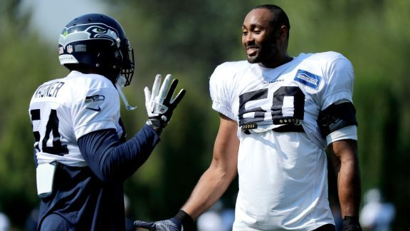 K.J. Wright's return a big deal for Bobby Wagner, Seahawks' defense