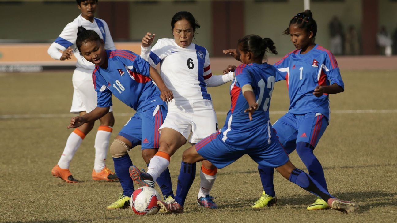 Oinam Bembem Devi: It's a shame I am not young enough to play in the U17 World Cup
