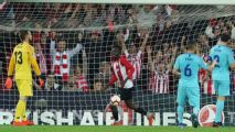 Atletico Madrid title hopes hit by soft defeat at Athletic Bilbao