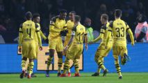 Borussia Dortmund return to top after comeback at Hertha Berlin