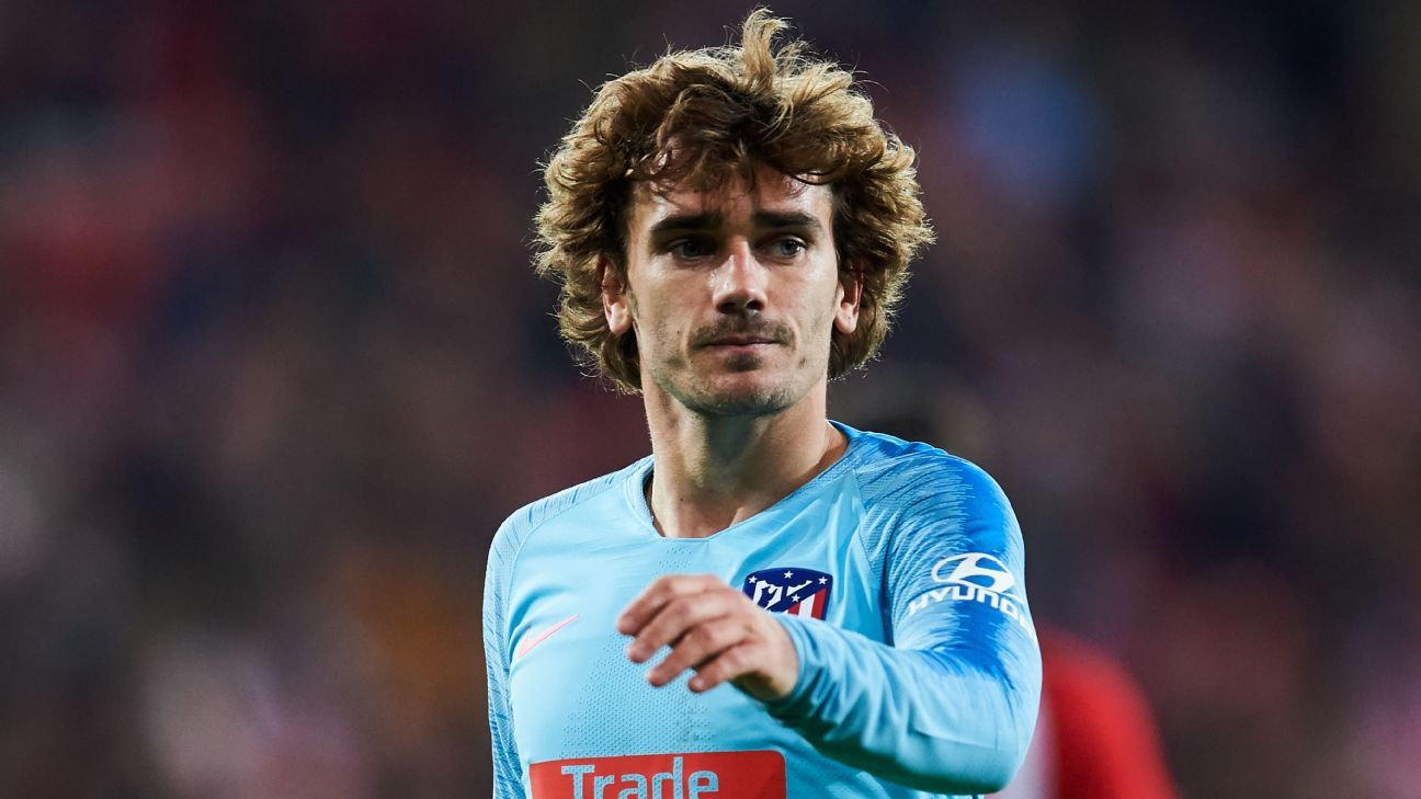 VOTE: Where will Antoine Griezmann go? Man United? Barcelona? Bayern?