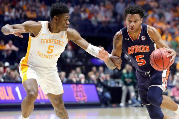 Source: Auburn's Okeke declares for NBA draft