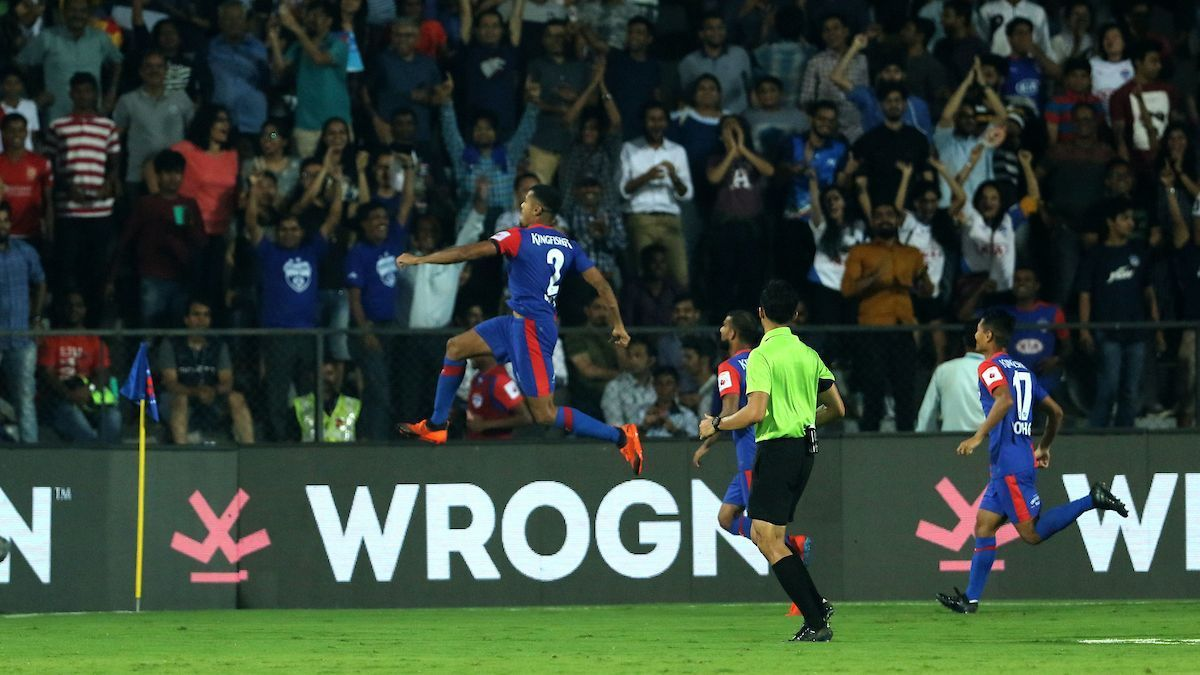 Rahul Bheke the hero as Bengaluru FC win ISL in extra time