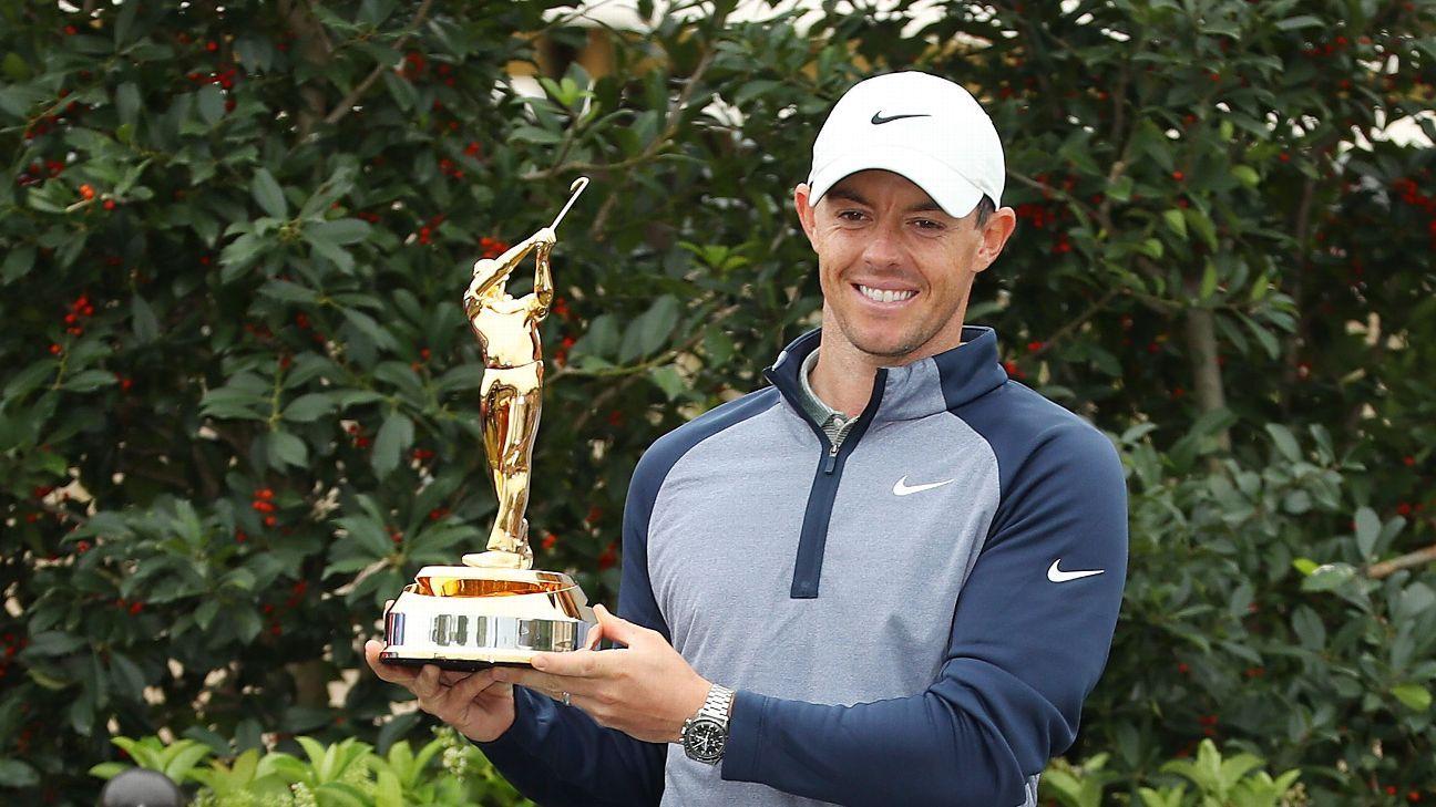 Mcllroy se impuso en The Players y logró su 15° título en el PGA Tour