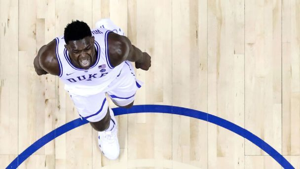 Wooden Watch: Could a contender's run this weekend upset Zion's chances?