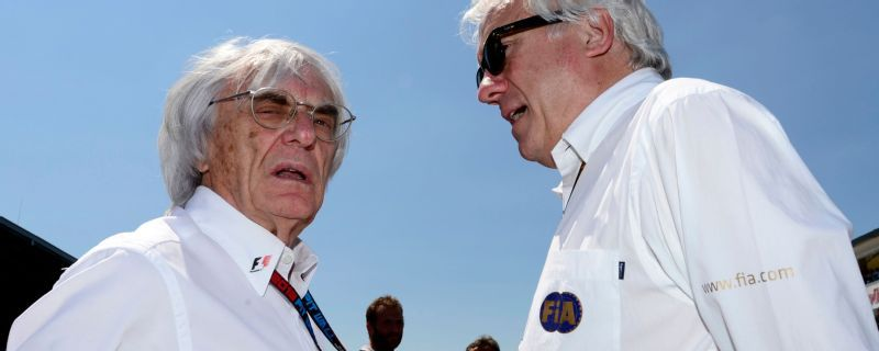 Bernie Ecclestone: Charlie Whiting's death hurt me more than any driver's