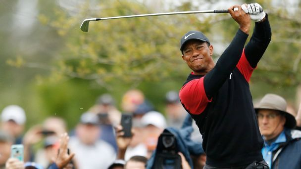 Progress, perspective and Tiger's slow build toward the Masters