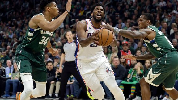 Fantasy NBA Daily Notes: Giannis vs. Embiid lived up to the hype