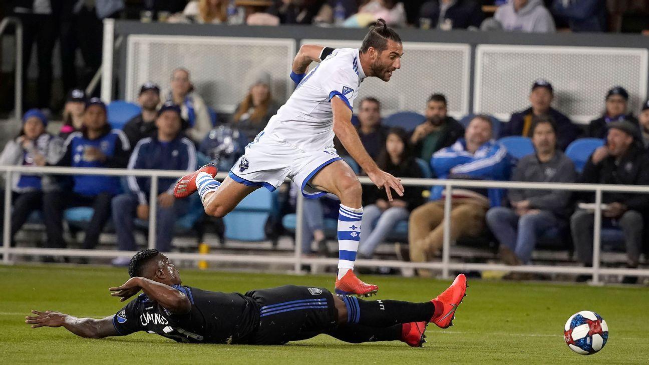 Con un doblete, Ignacio Piatti es el latino destacado de la semana en la MLS