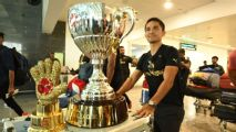 In photos - Bengaluru FC bring the ISL trophy home amidst much fanfare