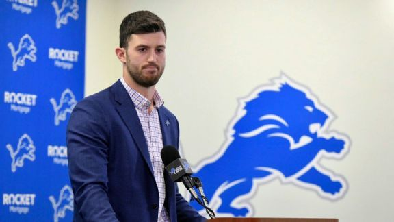 Jesse James could make tight end a factor again with Lions
