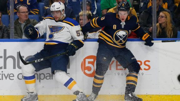 Fantasy NHL: David Perron among week's top waiver wire picks