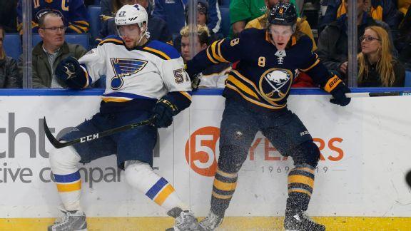 Fantasy NHL: David Perron among week's top waiver wire picks