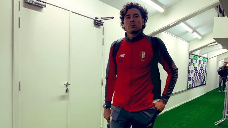 Memo Ochoa y Omar Govea clasifican a liguilla de liga belga