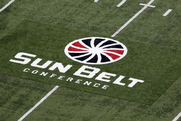 Sun Belt's Gill becomes FBS' first black commish