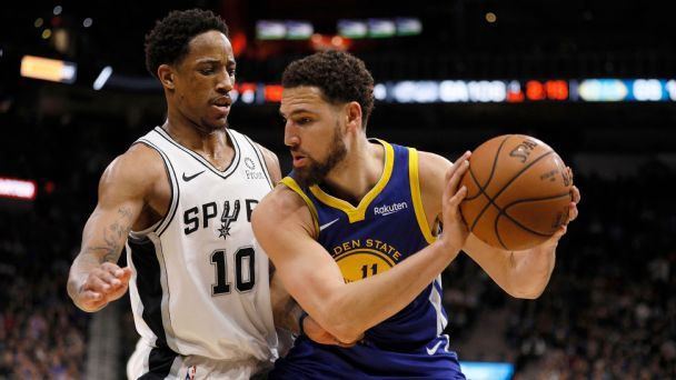 San Antonio's Western Conference climb spurred by defensive turnaround