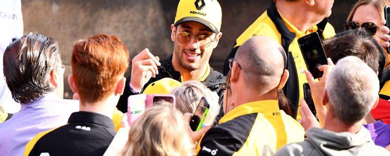 Daniel Ricciardo felt drained by Australian Grand Prix promotional schedule