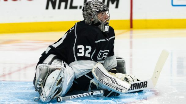 Looking ahead for the Los Angeles Kings: Time to trade Jonathan Quick?