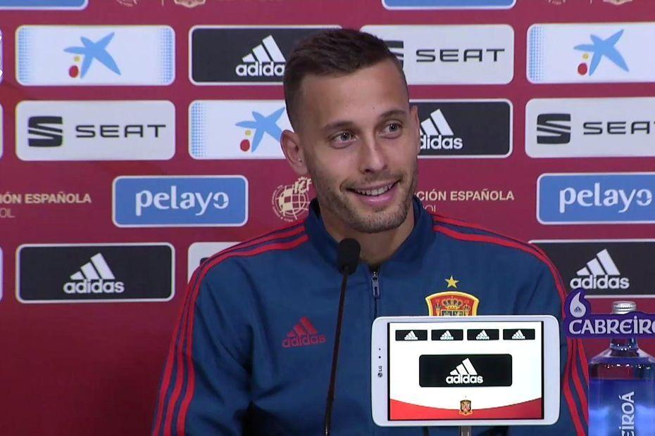 Sergio Canales mira más allá de su debut con España