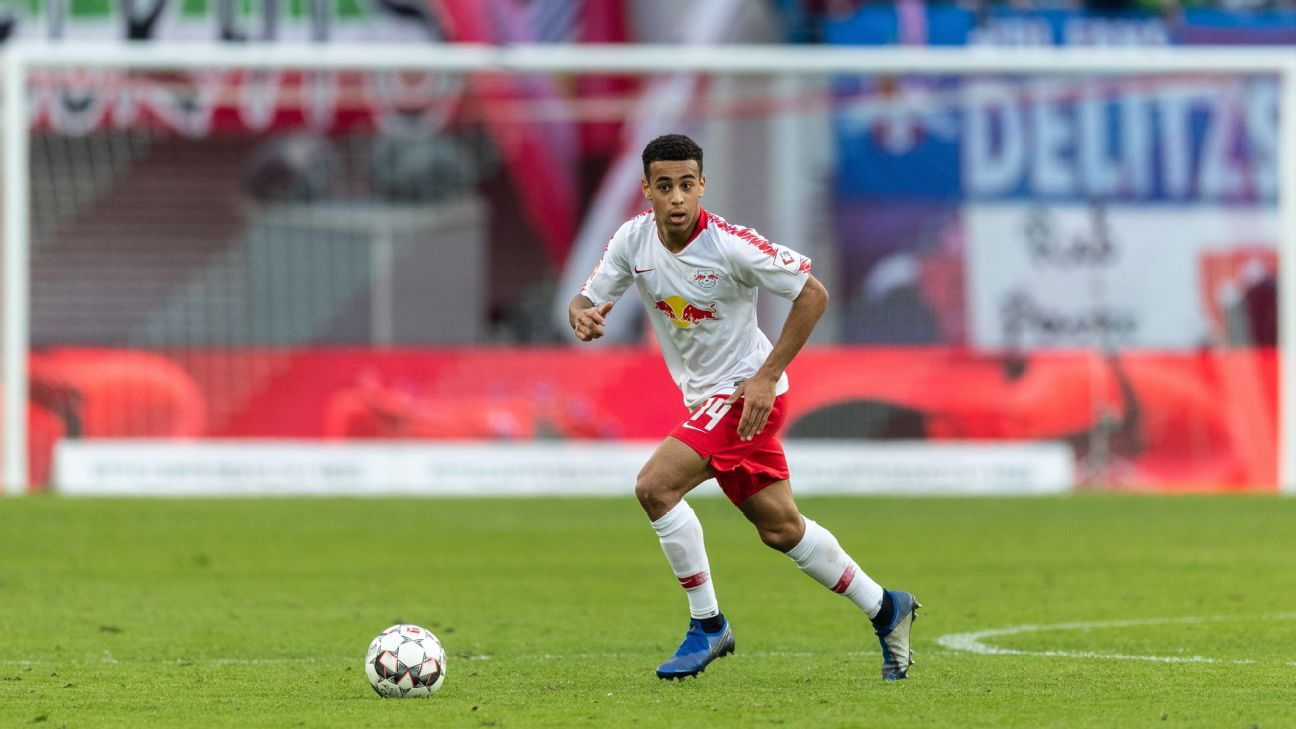 RB Leipzig's Tyler Adams available to return from adductor injury for finale