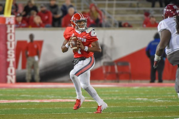 QB King fully cleared as Houston opens spring